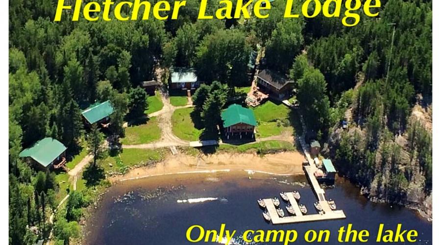 Fletcher Lake Lodge