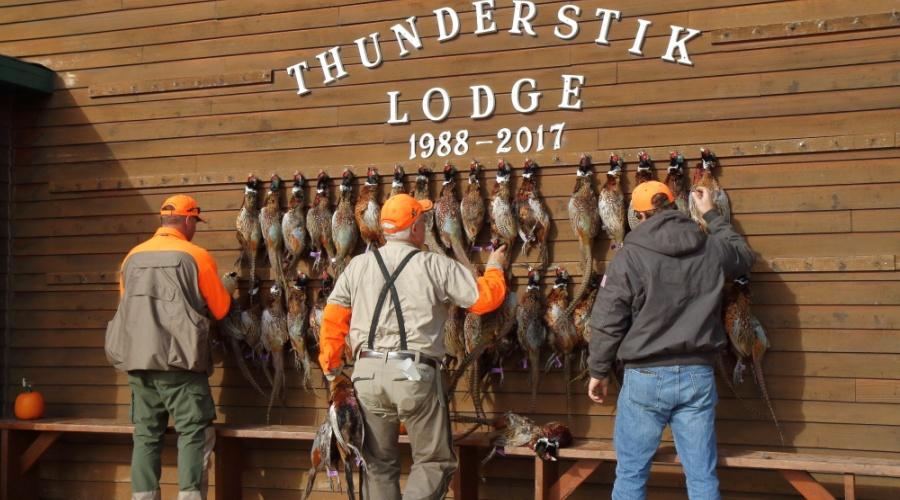Thunderstik Lodge