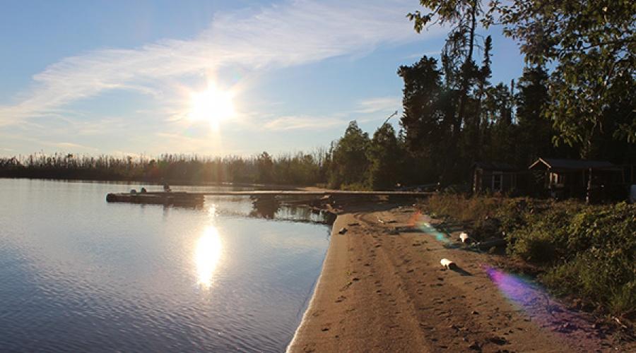 Makoop Lake Lodge