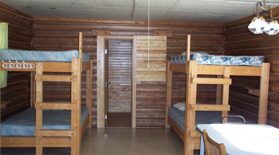 Camp Lake St. Jospeh
