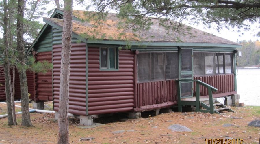 Tamarack Island Wilderness Lodge