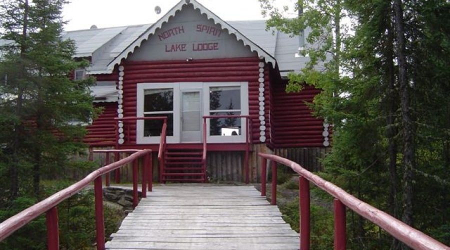 North Spirit Lake Lodge
