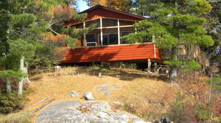 Whitefish Bay Camp