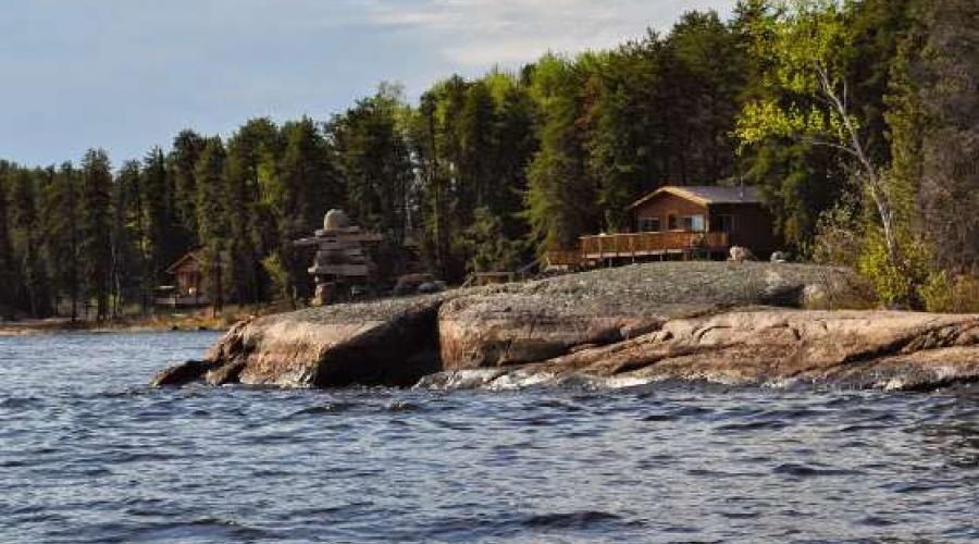 Shining Falls Resort