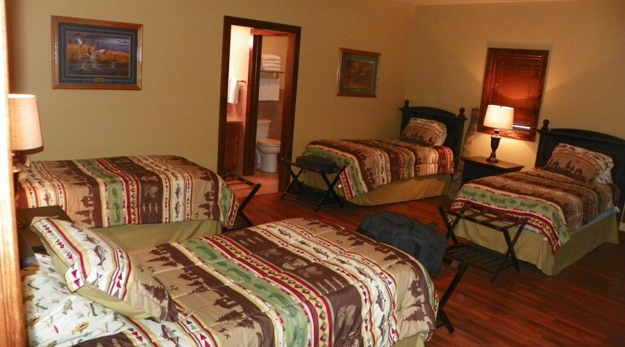 Dakota Prairie Lodge & Resort \n
