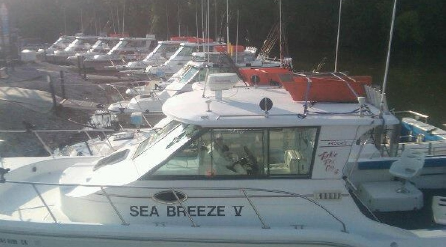 Sea Breeze Charters and Lodging