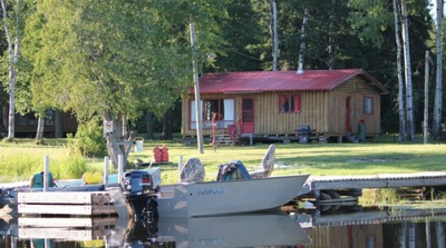 Buck Lake Lodges and Outposts
