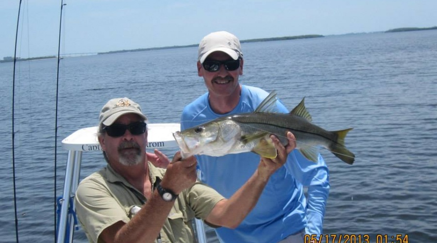 Snook One Charters