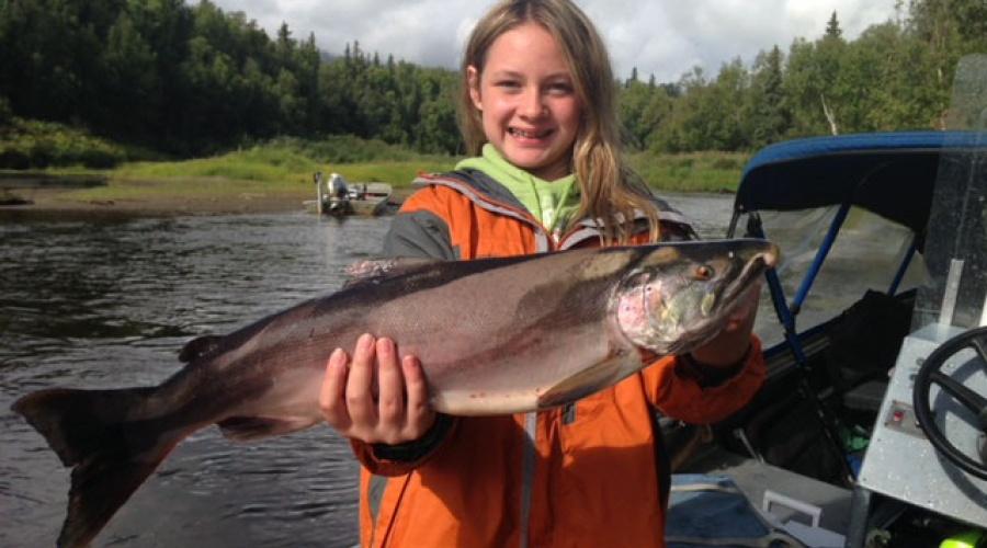 Moose Lip Fish Camp