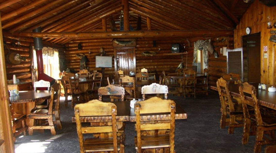 Separation Lake Lodge