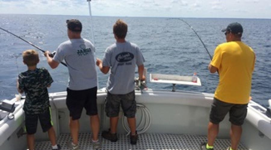 Rainmaker Sportfishing Charters