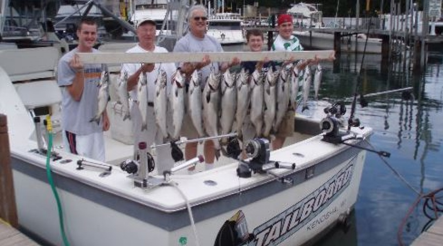 Tailboard Charters