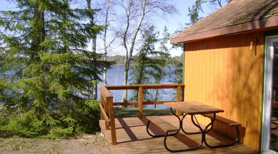 Knotty Pines Resort