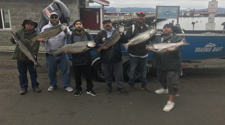 West Coast Anglers