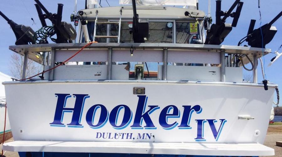 Happy Hooker Charters