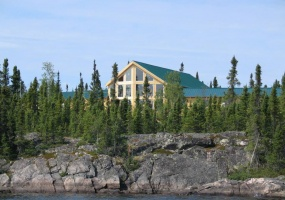 Milton Lake Lodge
