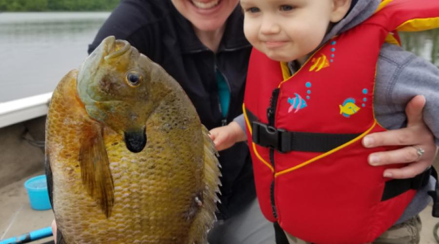 Slab Seeker Fishing Guide Service